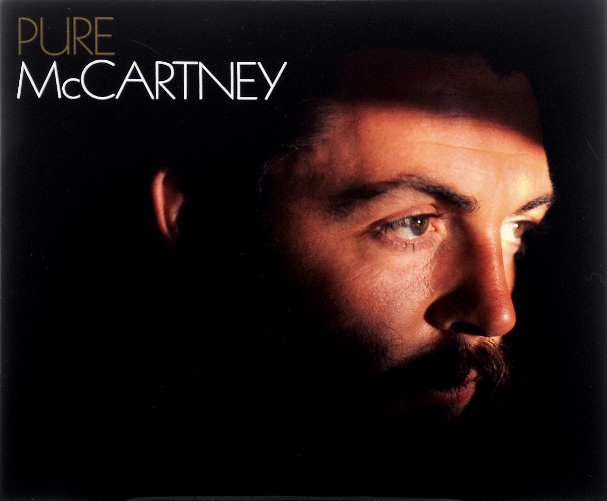 Пол Маккартни Paul McCartney. Pure McCartney (2 CD) paul mccartney ram