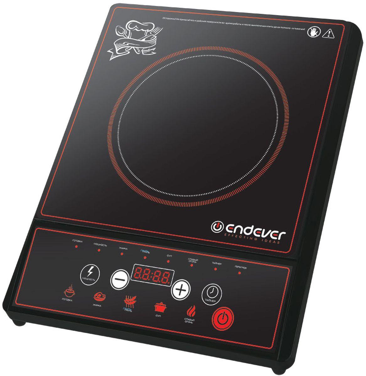 Настольная плита Endever DP 40