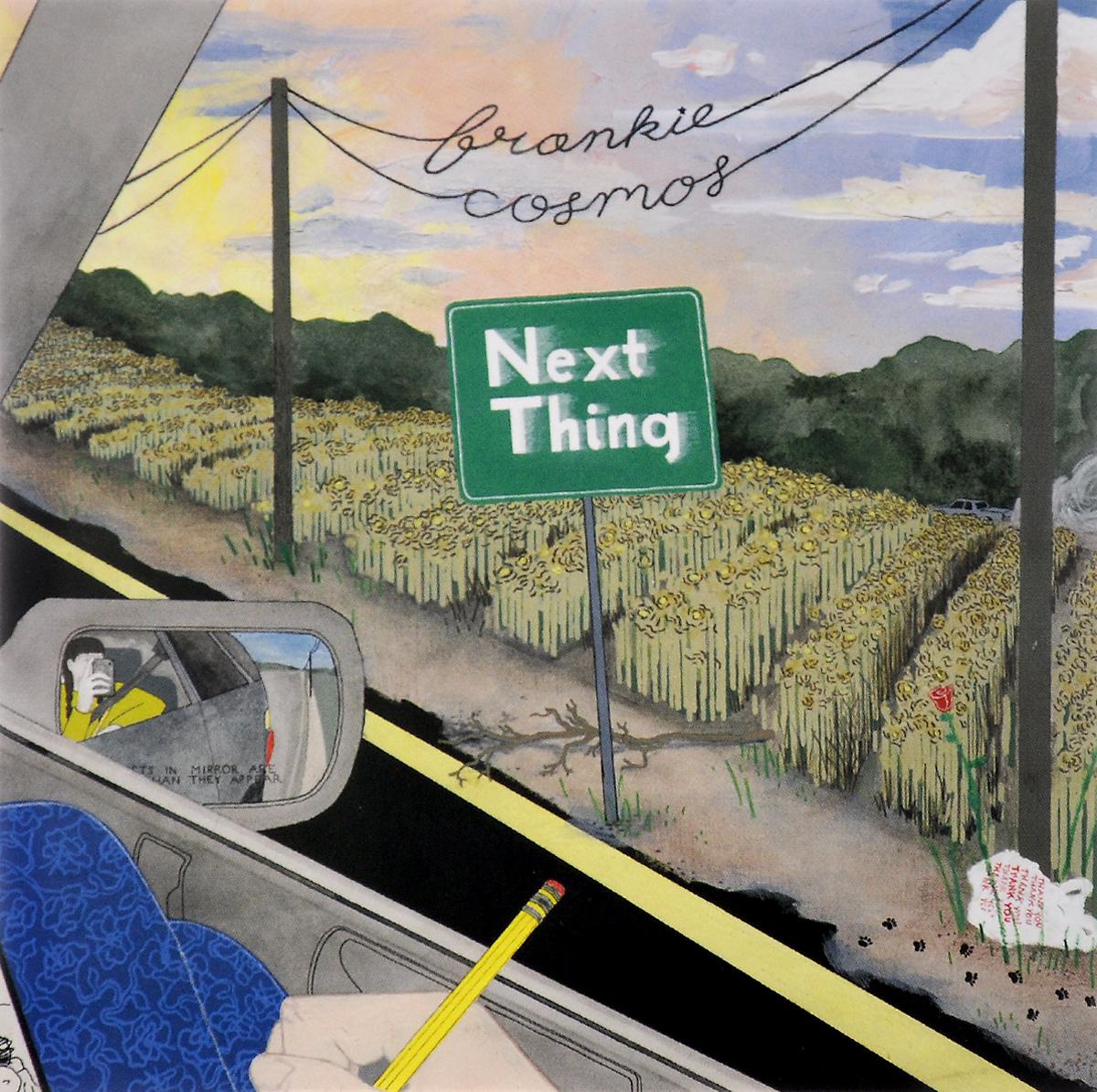 Frankie Cosmos Frankie Cosmos. Next Thing статуэтки cosmos