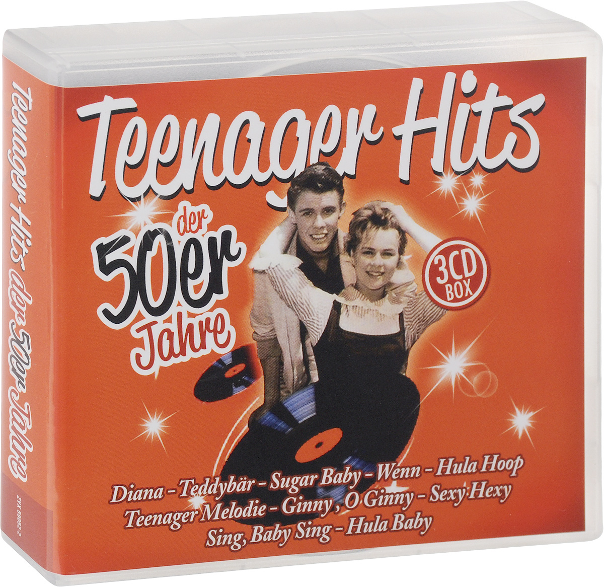 Teenage Hits Of The 50s (3 CD)