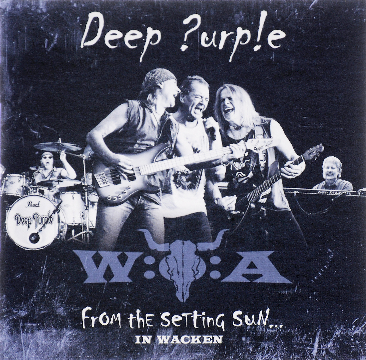 Deep Purple Deep Purple. From The Setting Sun... In Wacken (2 CD) cd deep purple infinite
