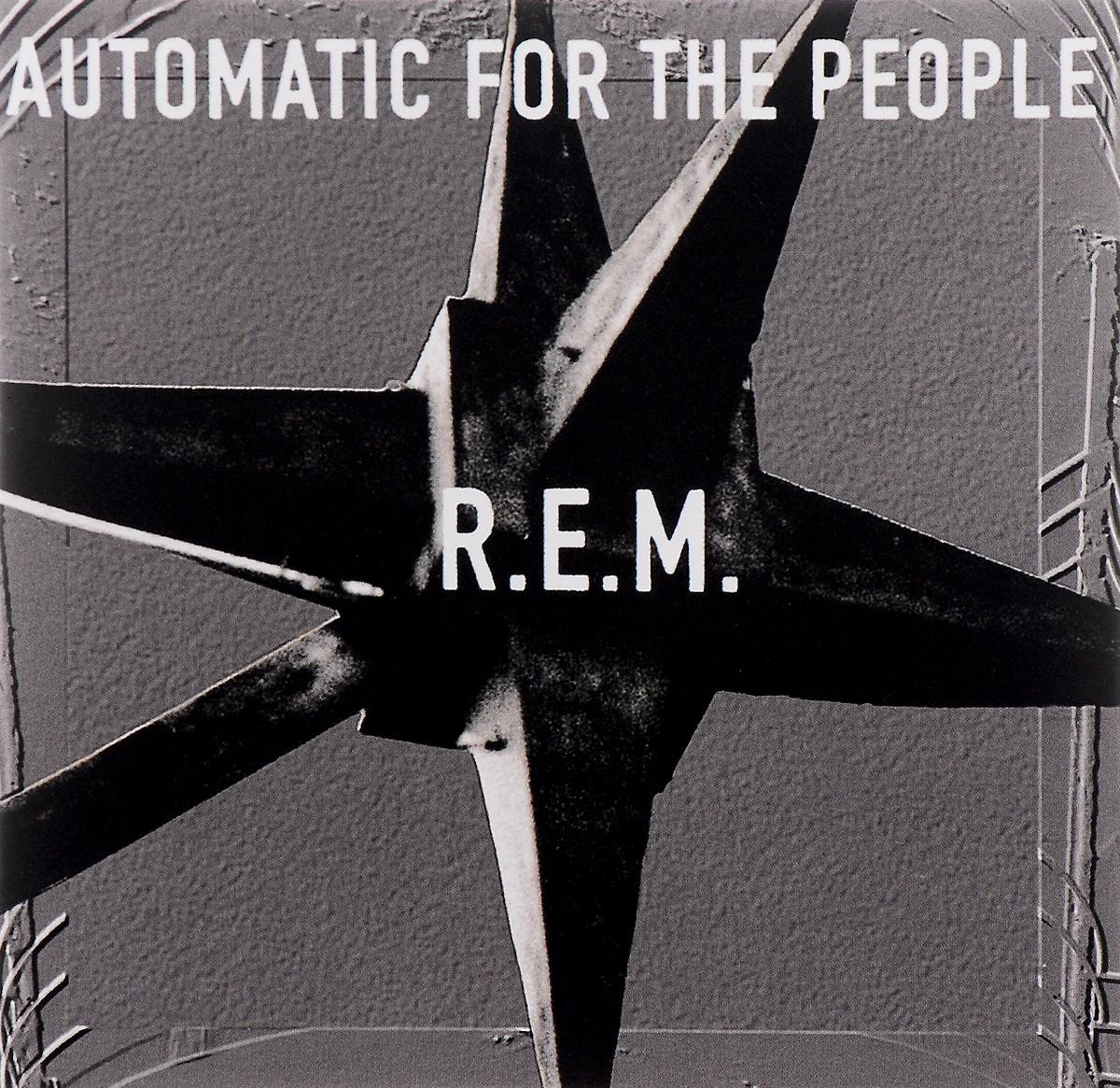 <b>R.E.M. Automatic For The</b> People — купить в интернет-магазине ...