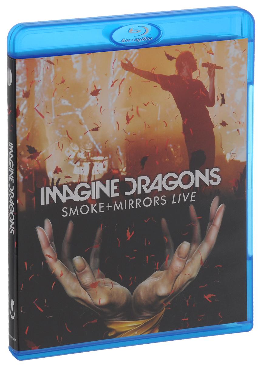 Imagine Dragons: Smoke + Mirrors Live (Blu-ray) blackberry smoke amsterdam