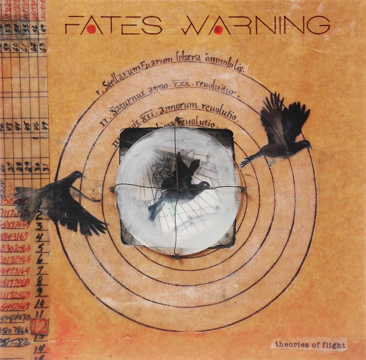 Fates Warning Fates Warning. Theories Of Flight (2 LP) кендрик ламар kendrick lamar damn 2 lp