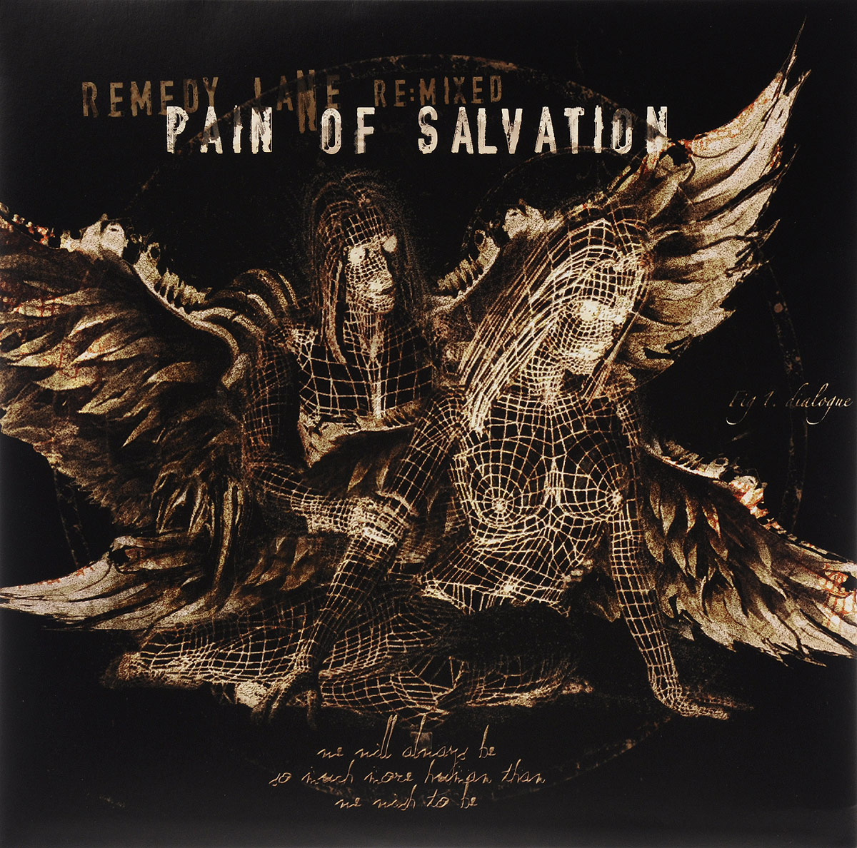 Pain Of Salvation Pain Of Salvation. Remedy Lane Re: Mixed (2 CD) ending themes on the two deaths of pain of salvation limited edition 2 dvd 2 cd