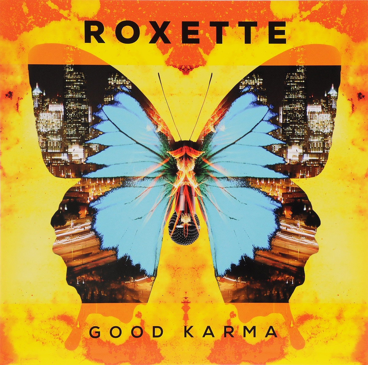 Roxette Roxette. Good Karma (LP) roxette roxette a collection of roxette hits their 20 greatest songs