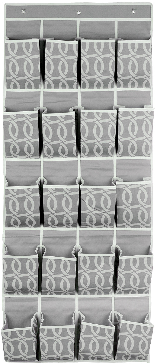 Кофр для хранения Плетение, 20 карманов, 56 х 136 см кофр для хранения вещей gftc 940 x 585 x 140 мм fs 6371b