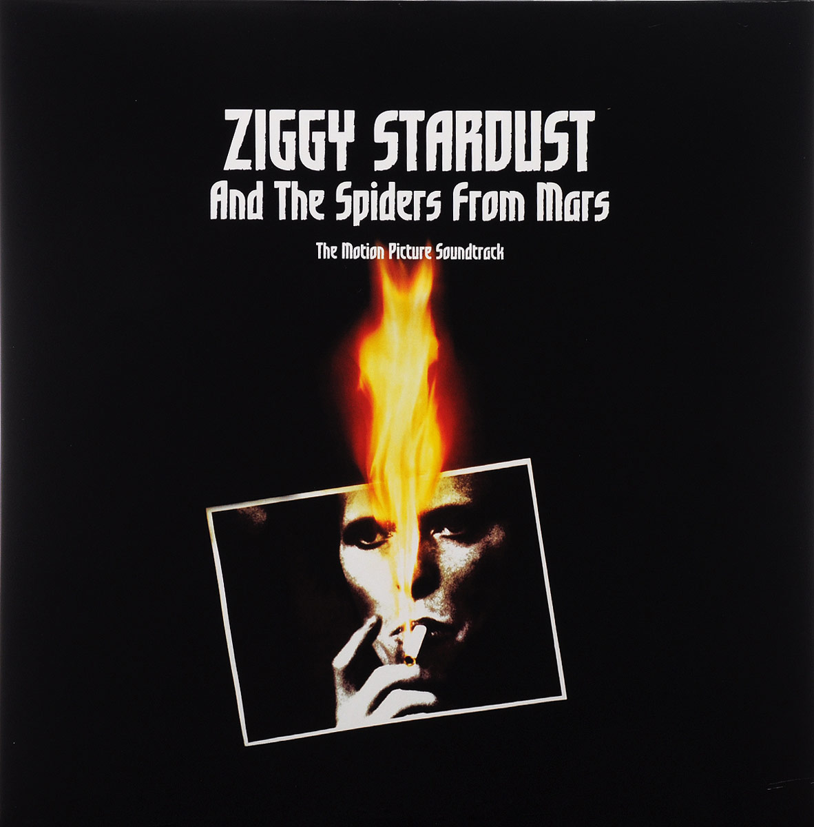 Дэвид Боуи Ziggy Stardust And The Spiders From Mars The Motion Picture Soundtrack (2 LP) the spiders from arts футболка