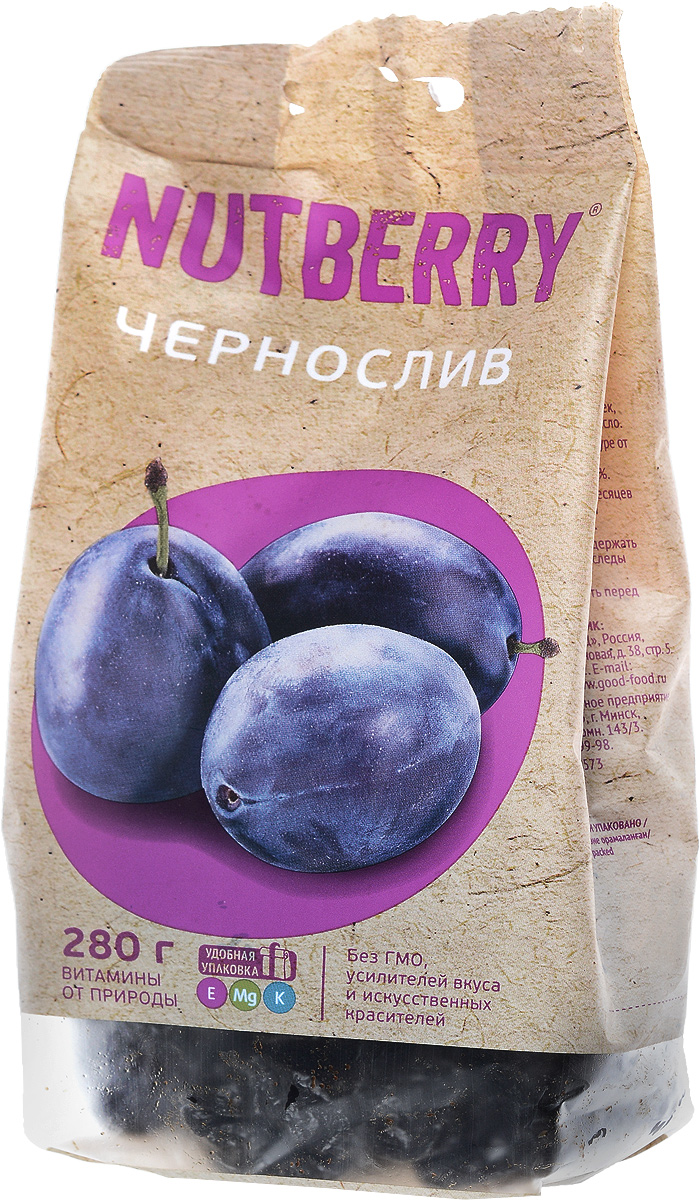 Nutberryчернослив,280г