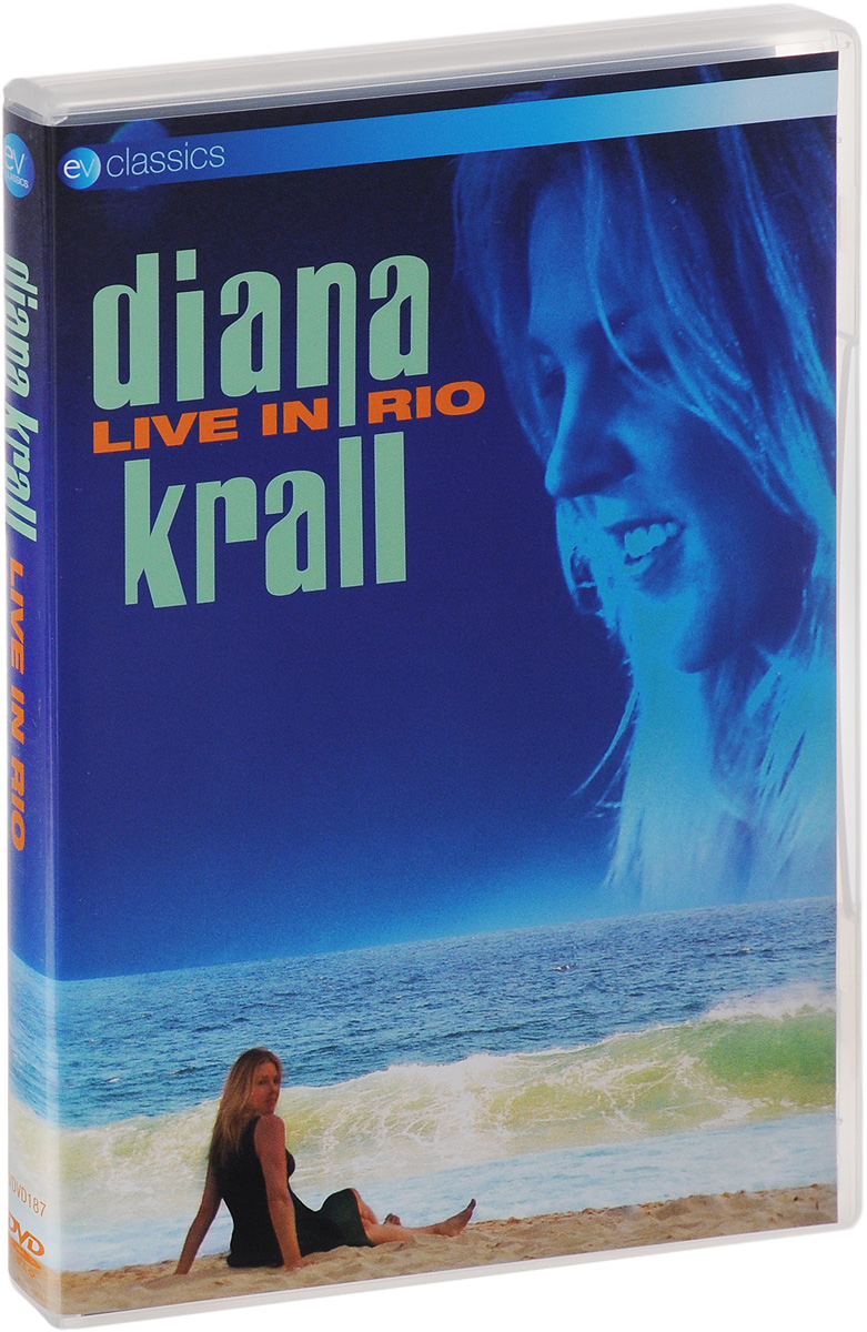 Diana Krall: Live In Rio when i fall in love