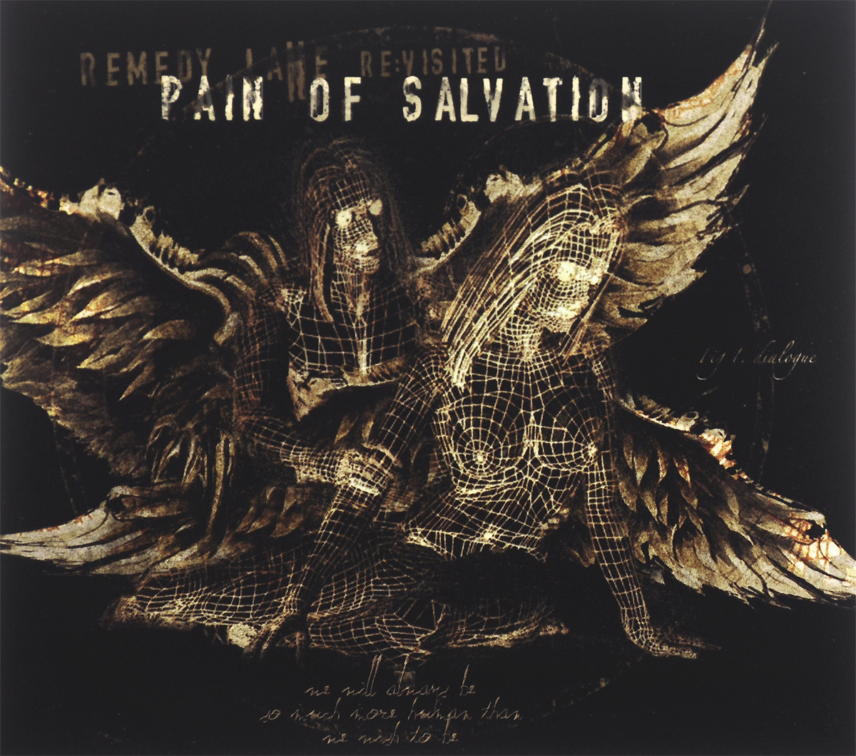 Pain Of Salvation Pain Of Salvation. Remedy Lane Re:Visited (Re:Mixed & Re:Lived) (2 CD) ending themes on the two deaths of pain of salvation limited edition 2 dvd 2 cd