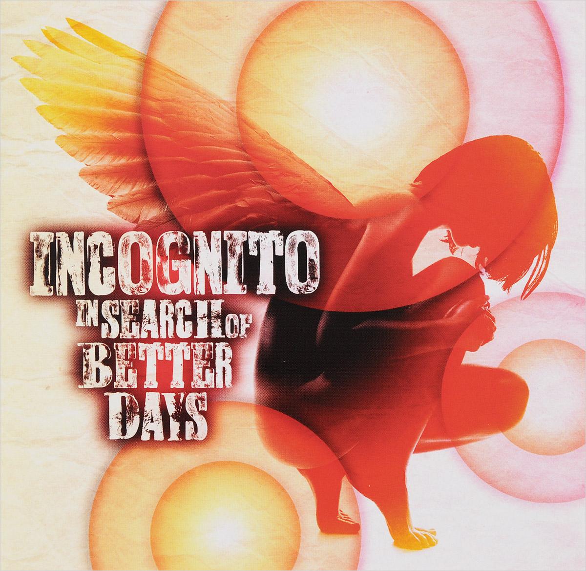 Incognito Incognito. In Search Of Better Days incognito incognito tales from the beach