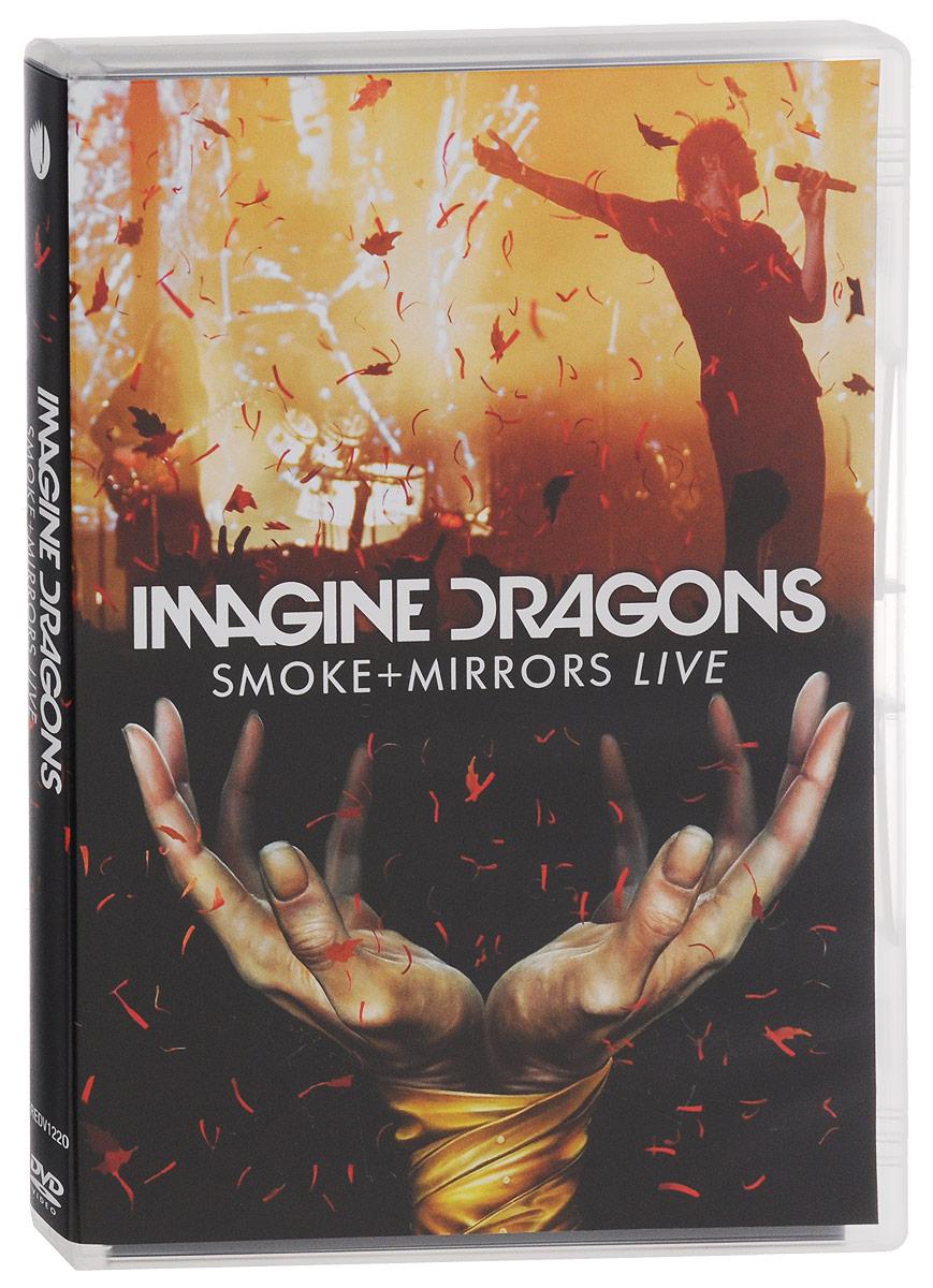 Imagine Dragons. Smoke + Mirrors. Live the smoke thief