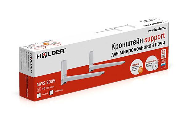 Holder MWS-2005, Metallicкронштейн для СВЧ Holder
