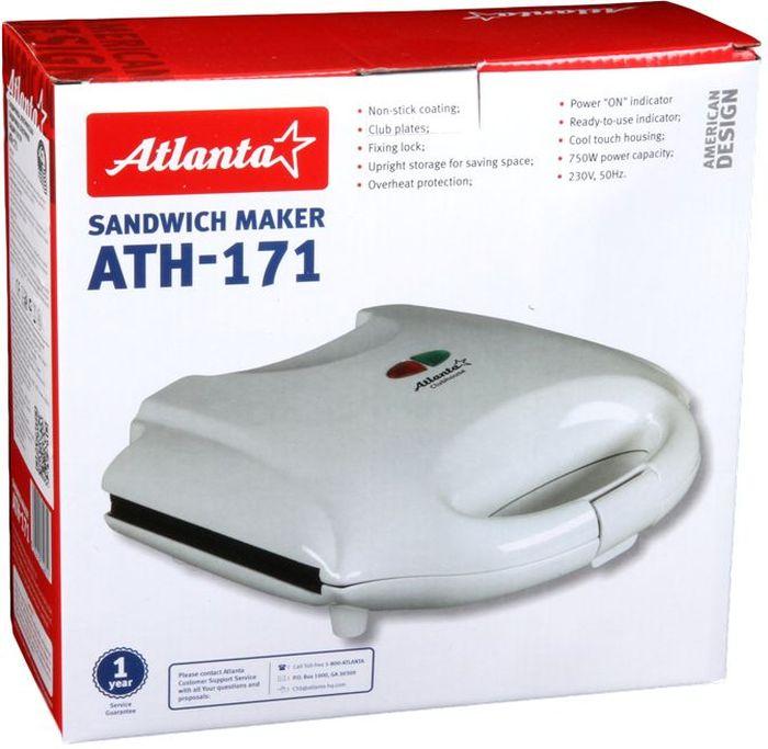 Atlanta ATH-171сэндвичница Atlanta