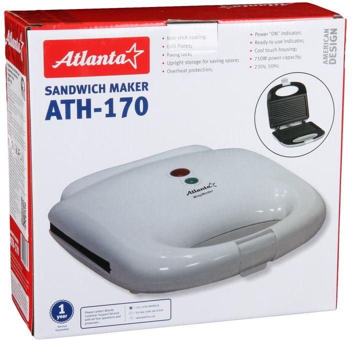 Бутербродница Atlanta ATH-170 Atlanta