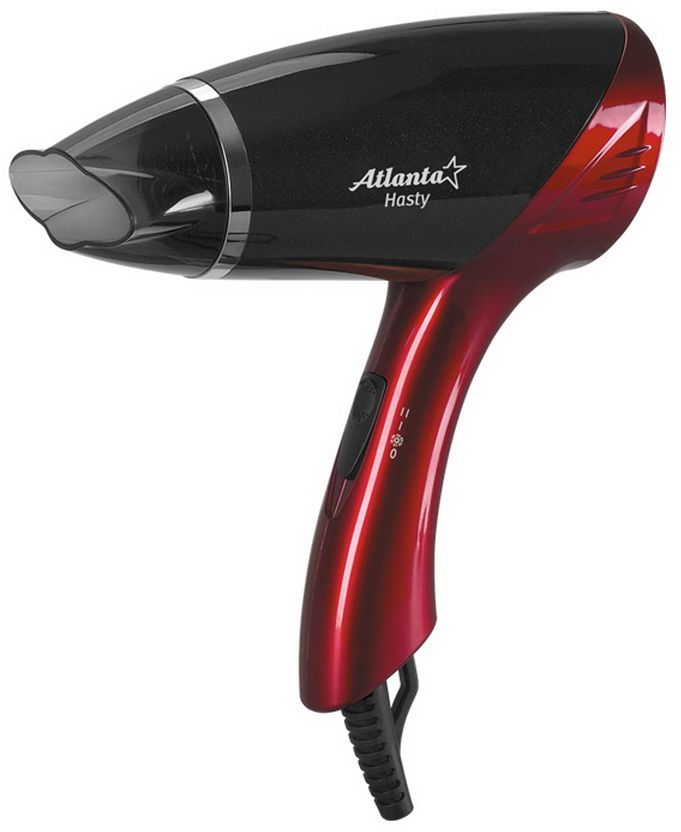 цена Atlanta ATH-874, Red фен в интернет-магазинах