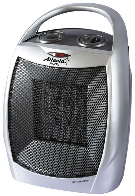 Atlanta ATH-7301 тепловентилятор игрушка мягкая ebulobo ebulobo mp002xc007b7