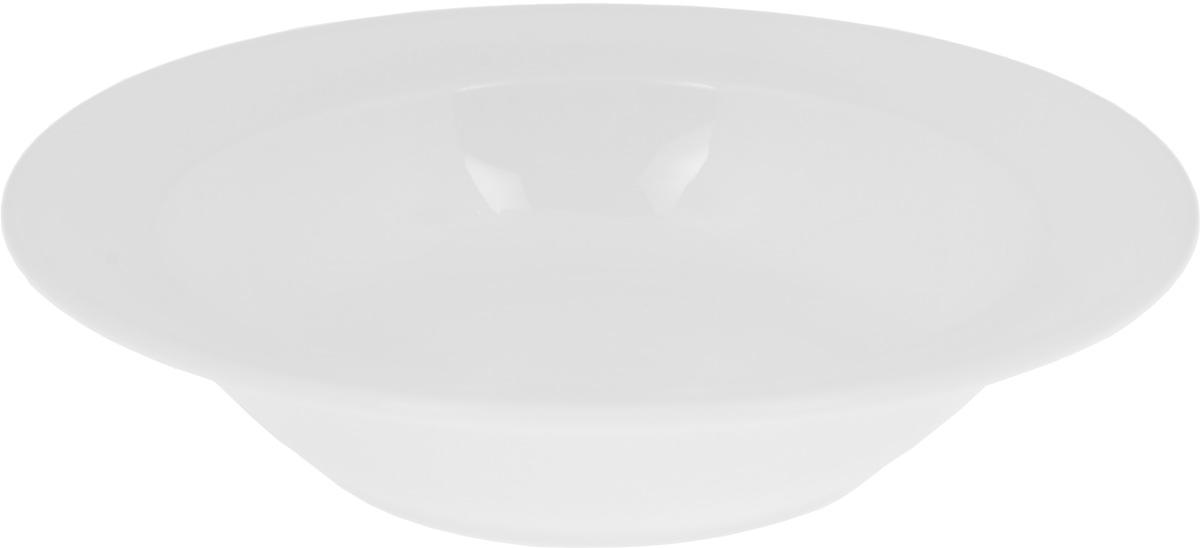 Тарелка глубокая Wilmax, диаметр 23 см