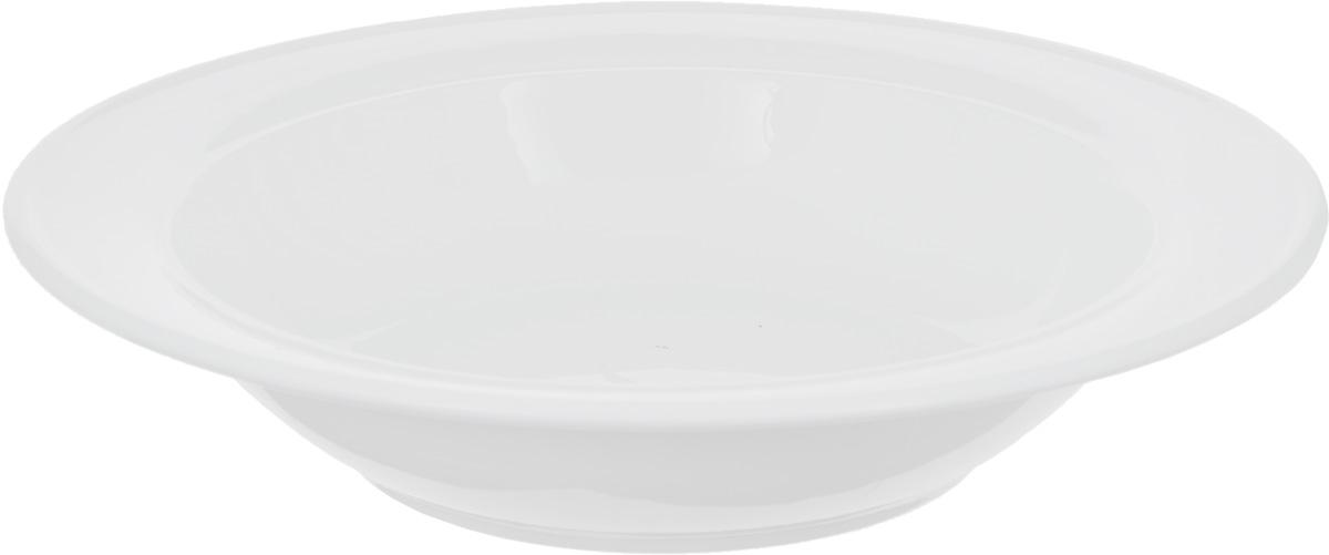 Тарелка глубокая Wilmax, диаметр 20 см