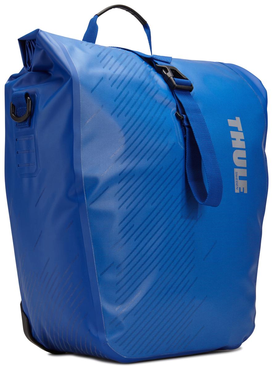 Набор велосипедных сумок Thule Shield, цвет: синий, 48 л, 2 шт