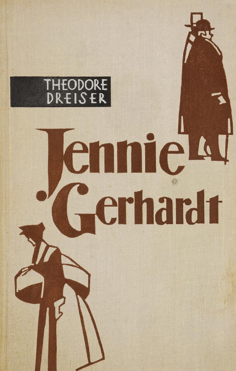 Драйзер Т. Jennie Gerhardt/Дженни Герхардт драйзер т собрание сочинений в 8 томах том 2 дженни герхардт