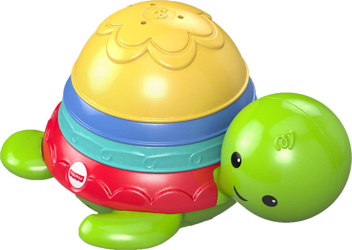 Fisher-Price Игрушка для ванной Черепашка fisher price infant каталка обучающая черепашка на колесиках