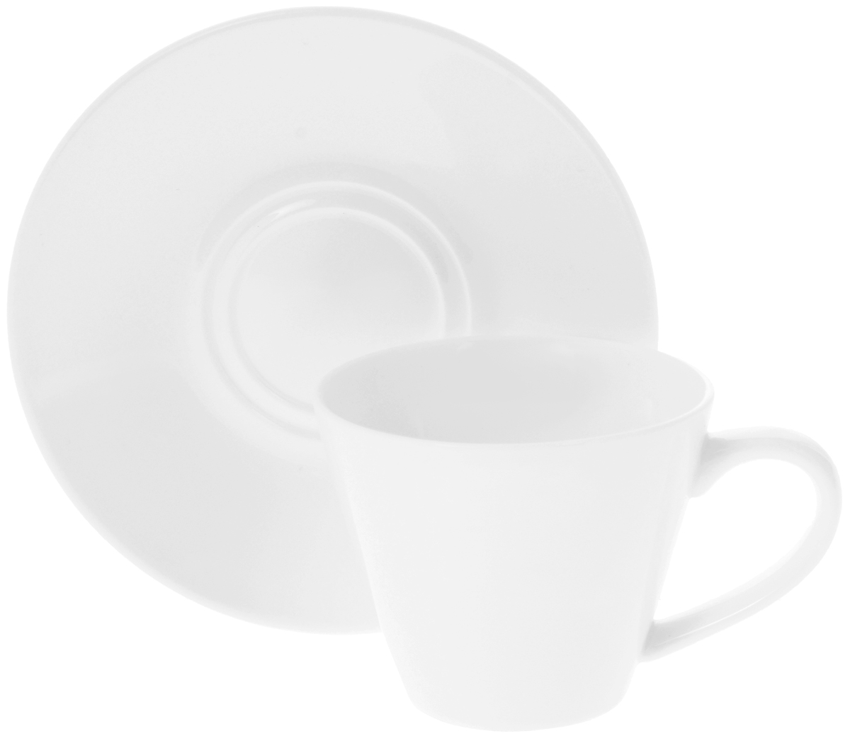 Фото - Чайная пара Wilmax, 2 предмета. WL-993004 [супермаркет] jingdong геб scybe фил приблизительно круглая чашка установлена в вертикальном положении стеклянной чашки 290мла 6 z