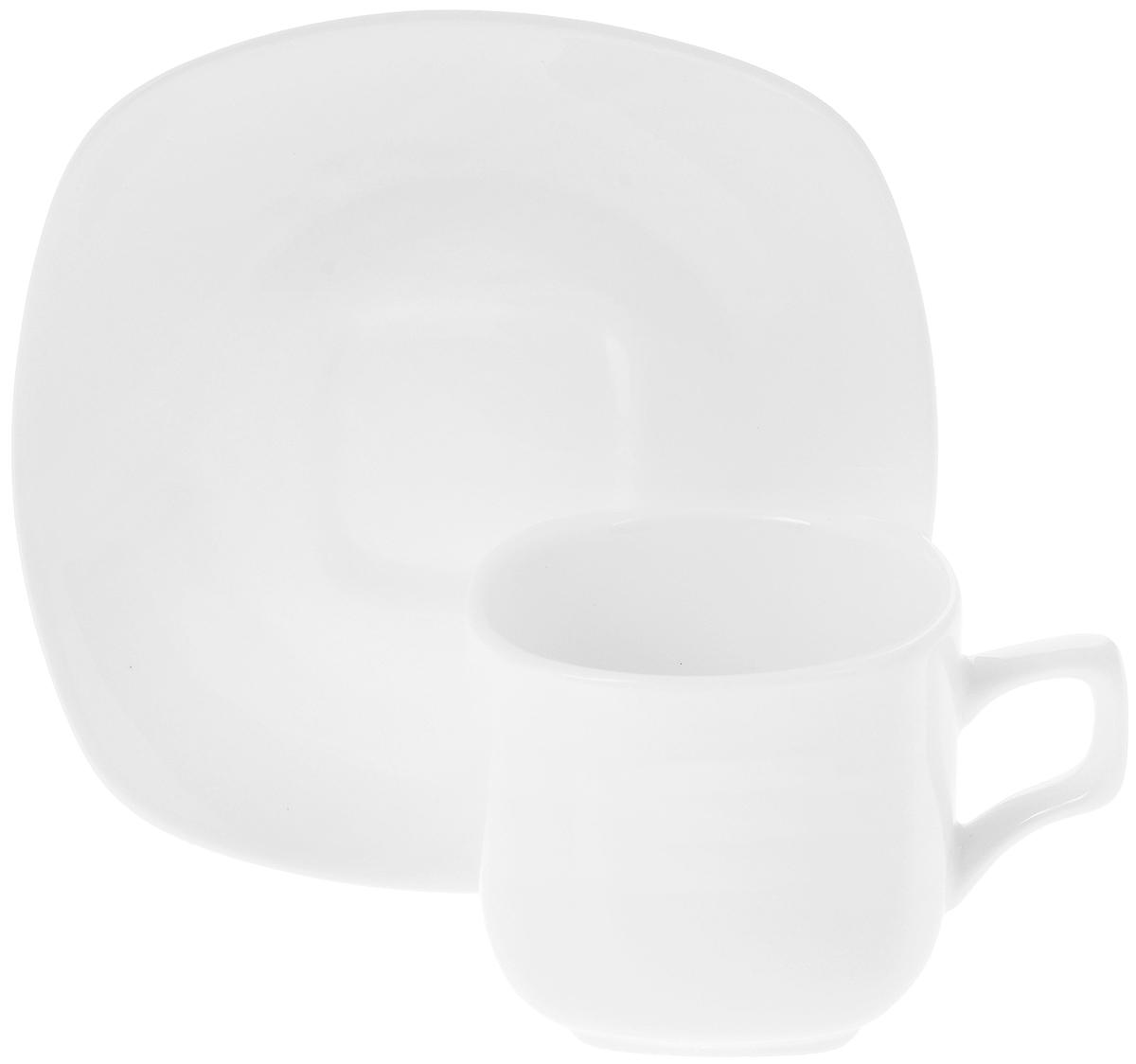 Фото - Чайная пара Wilmax, 2 предмета. WL-993003 [супермаркет] jingdong геб scybe фил приблизительно круглая чашка установлена в вертикальном положении стеклянной чашки 290мла 6 z