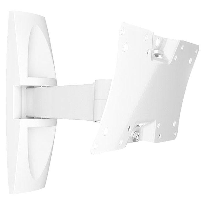 Holder LCDS-5063, White кронштейн для ТВ holder lcds 5065 black gloss кронштейн для тв