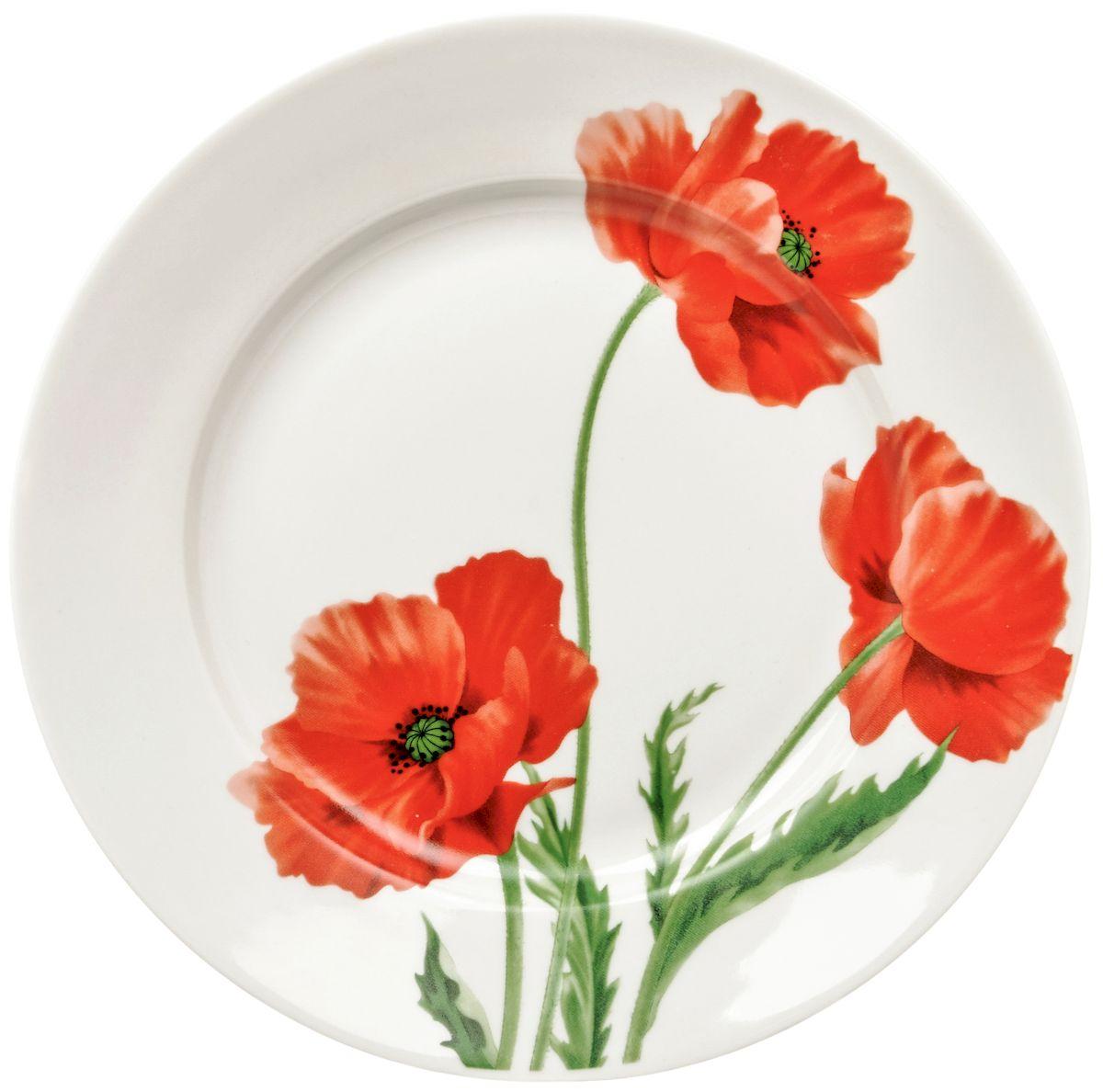 Тарелка десертная Дулевский фарфор