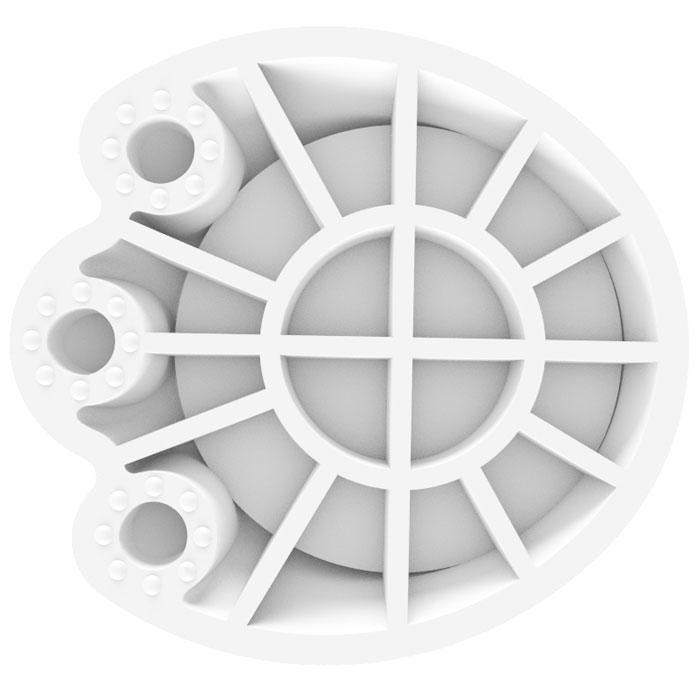 Антивибрационные подставки для стиральных машин и холодильников Good Foot GF-1, White