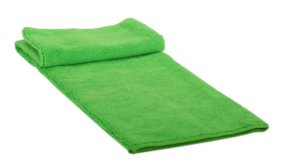 Салфетка автомобильная Azard XXL, цвет: зеленый, 42 х 64 см салфетка замшевая azard glassclean 34 х 34 см