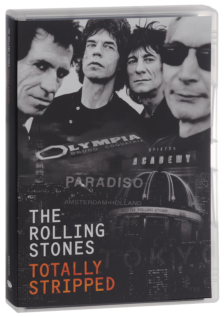 The Rolling Stones: The Totally Stripped dead london