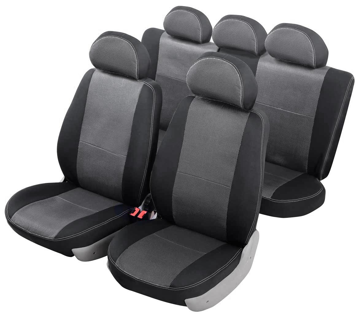 """Чехлы автомобильные Senator """"Atlant"""", для Ford Focus 2 2005-2011 Титаниум"""