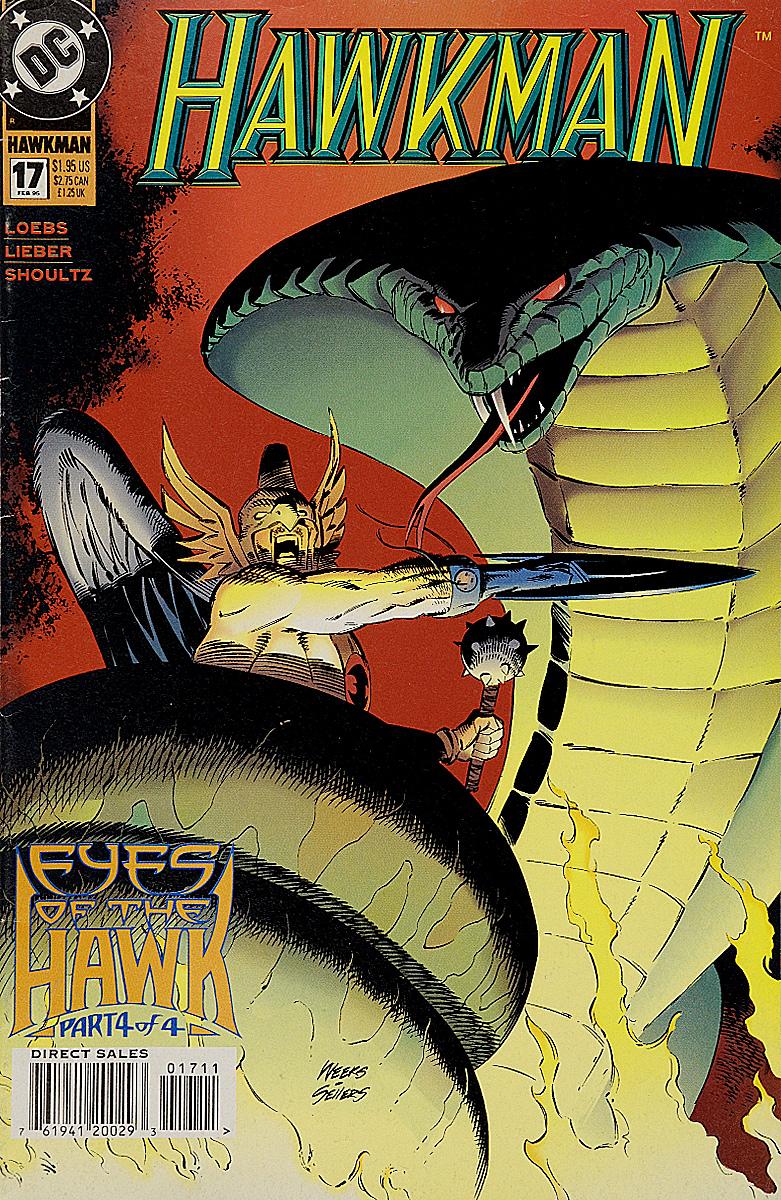 Hawkman. Eyes of the hawk С содержанием книги вы можете...