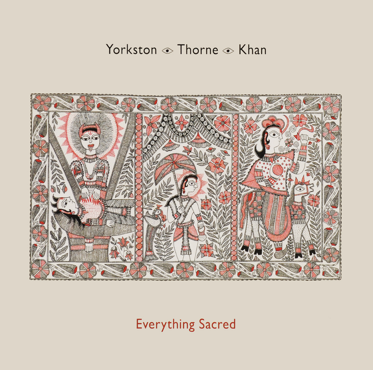 Yorkston · Thorne · Khan Yorkston / Thorne / Khan. Everything Sacred витамины thorne