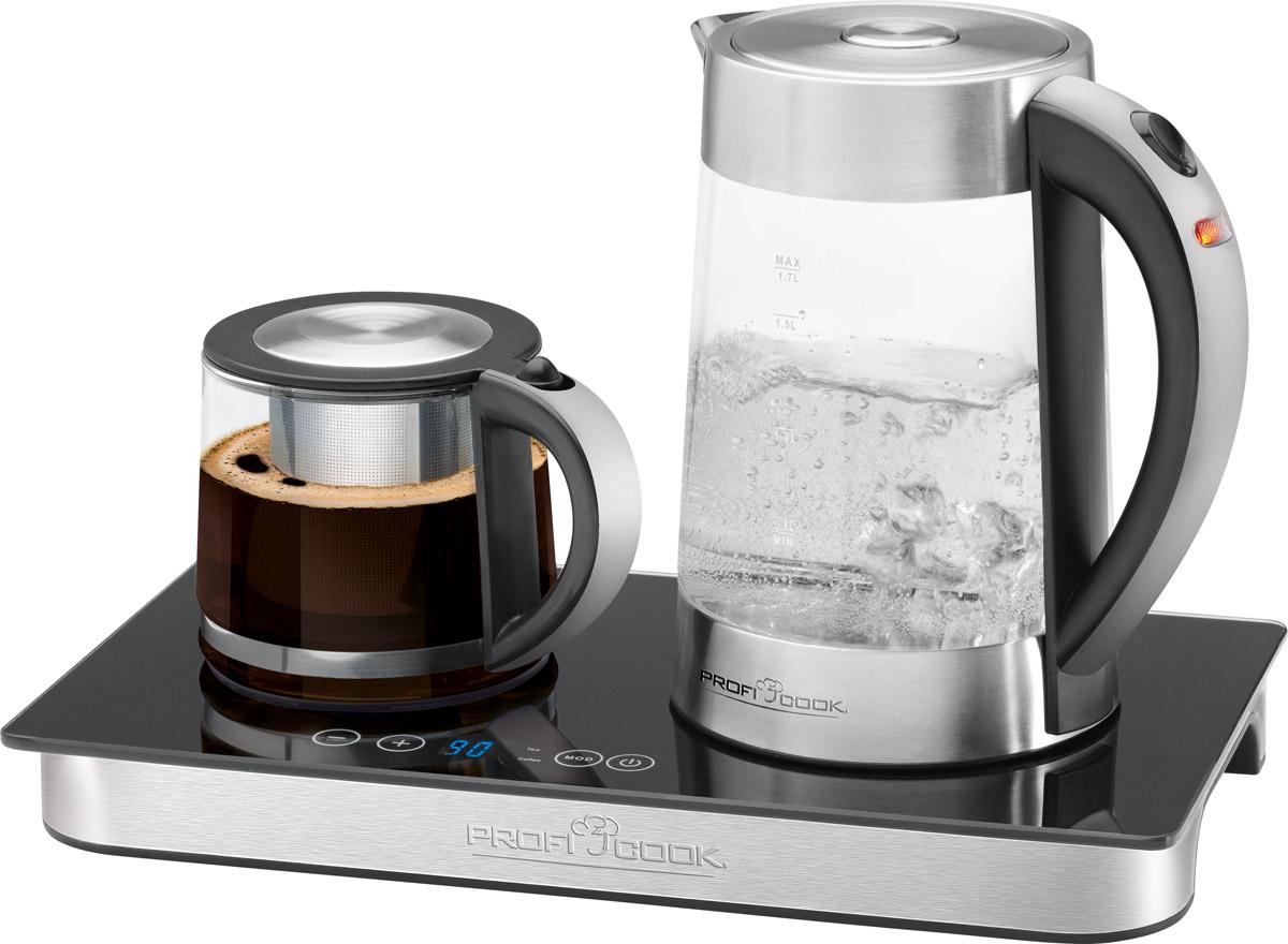 Электрический чайник Profi Cook PC-TKS 1056