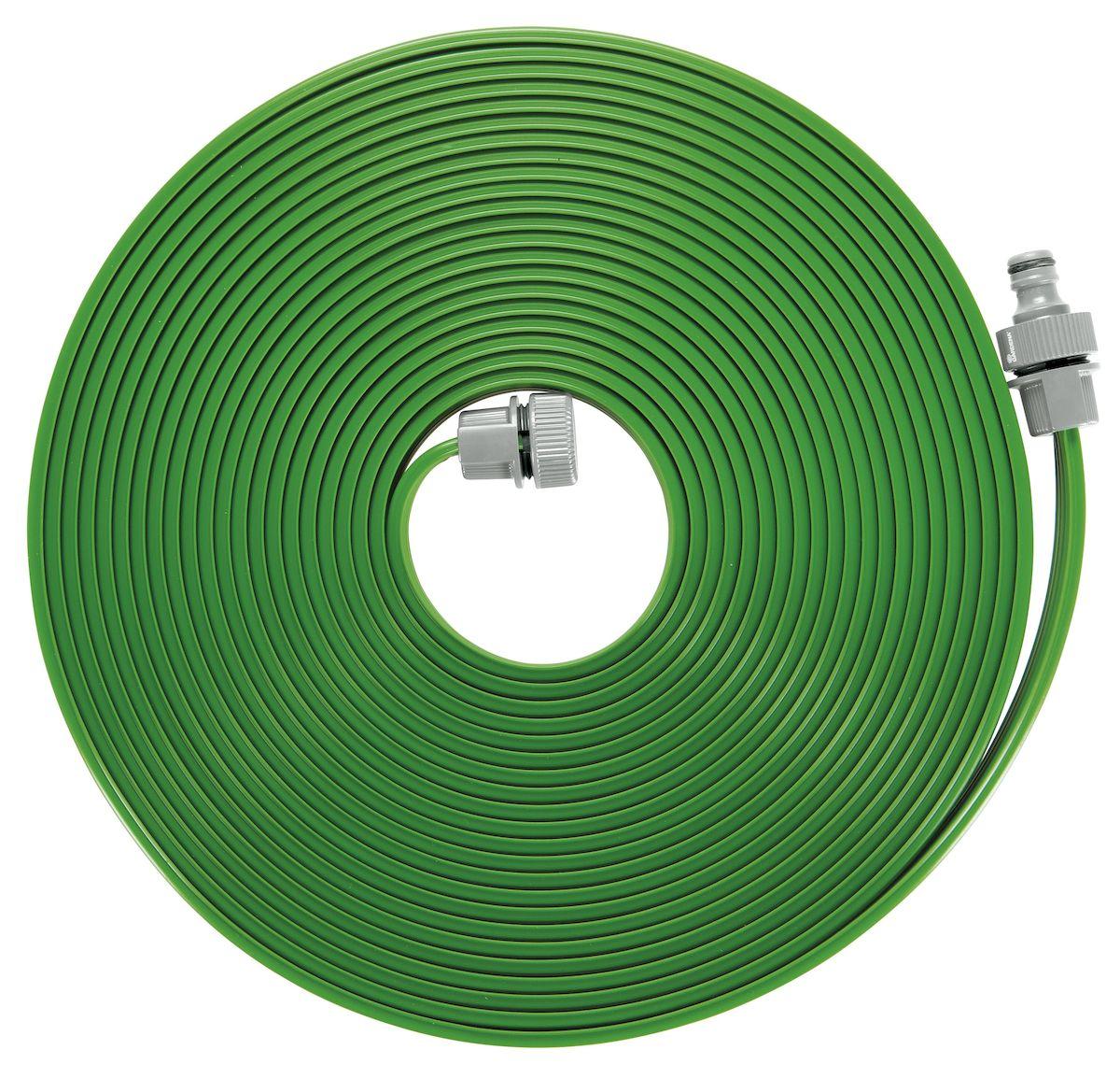 """Шланг-дождеватель """"Gardena"""", цвет: зеленый, 15 м"""