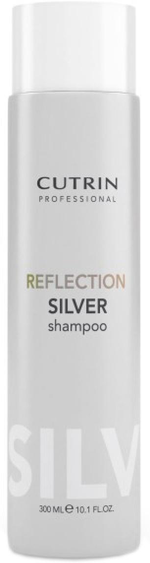 Cutrin Оттеночный шампунь серебристый иней Reflection Silver Shampoo, 300 мл cutrin шампунь для волос и тела 300 мл
