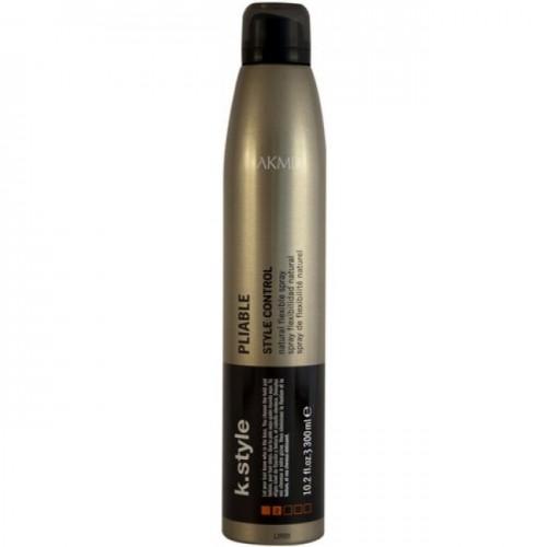 Lakme Спрей для волос эластичной фиксации Pliable Natural Flexible Spray, 300 мл