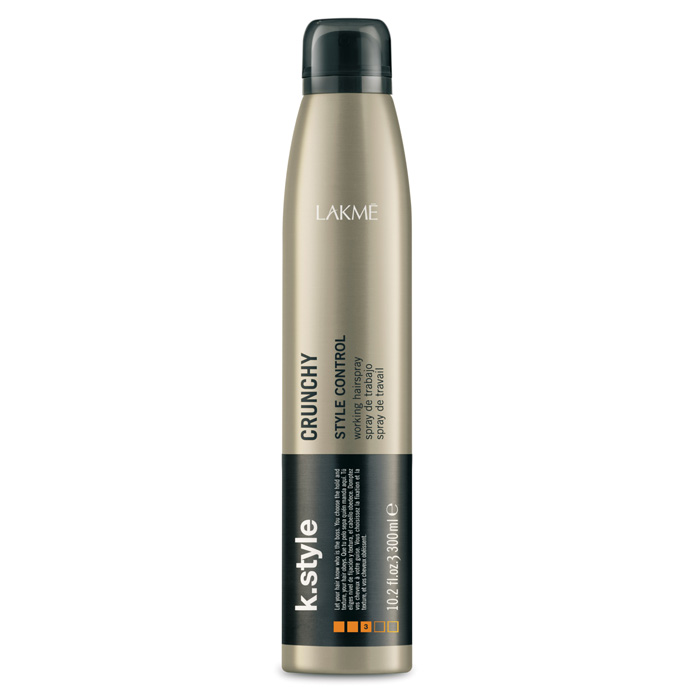 Lakme Спрей для укладки волос Crunchy Working Hairspray, 300 мл