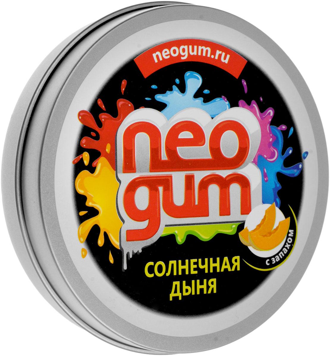 Neogum Жвачка для рук Солнечная дыня