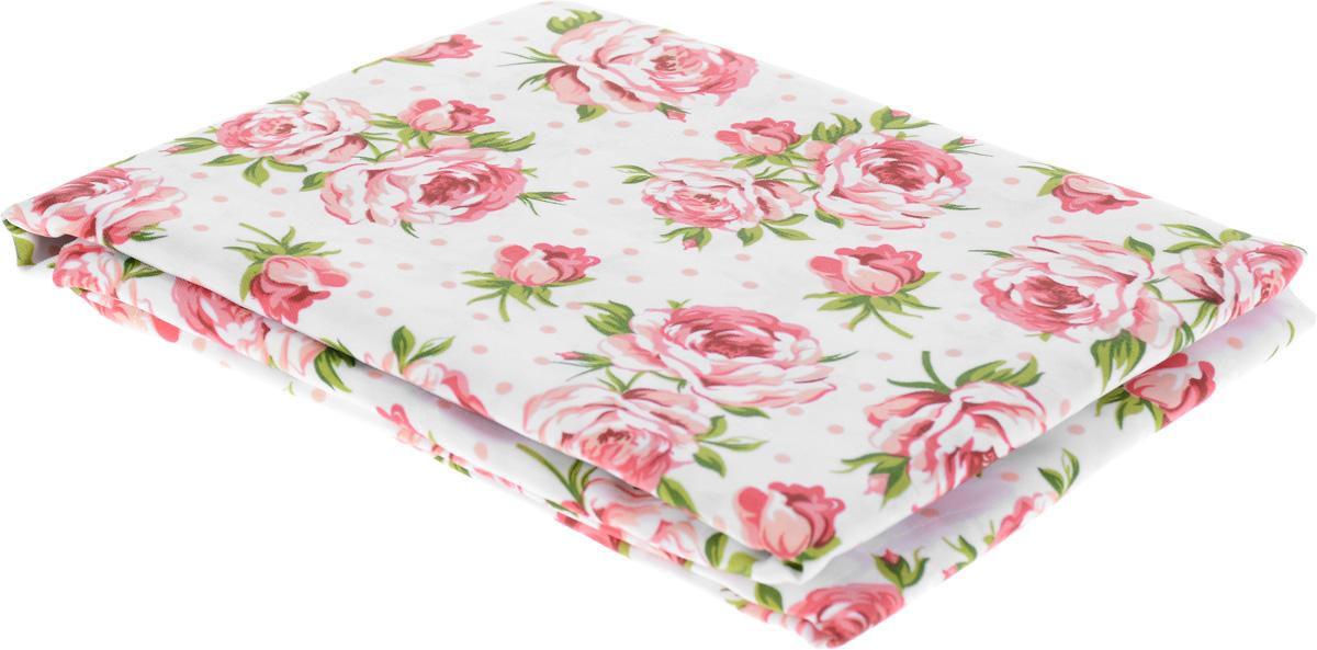 """Скатерть Primavelle """"Розы"""", прямоугольная, 150 x 220 см, разноцветный"""