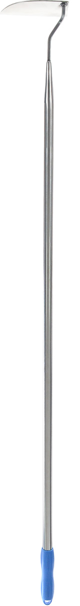 Тяпка Skrab, с рукояткой, 144 см тяпка skrab полукруглая телескопическая ручка 1 м 28073