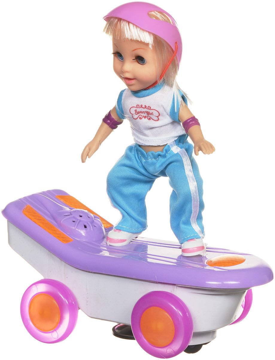Bradex Мини-кукла Скейтбордистка Молли