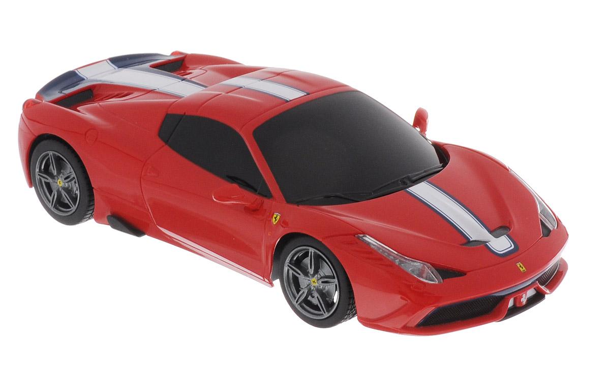 Rastar Радиоуправляемая модель Ferrari 458 Speciale A цвет красный rastar 1 24 ferrari ff 40 mhz 46700w белый