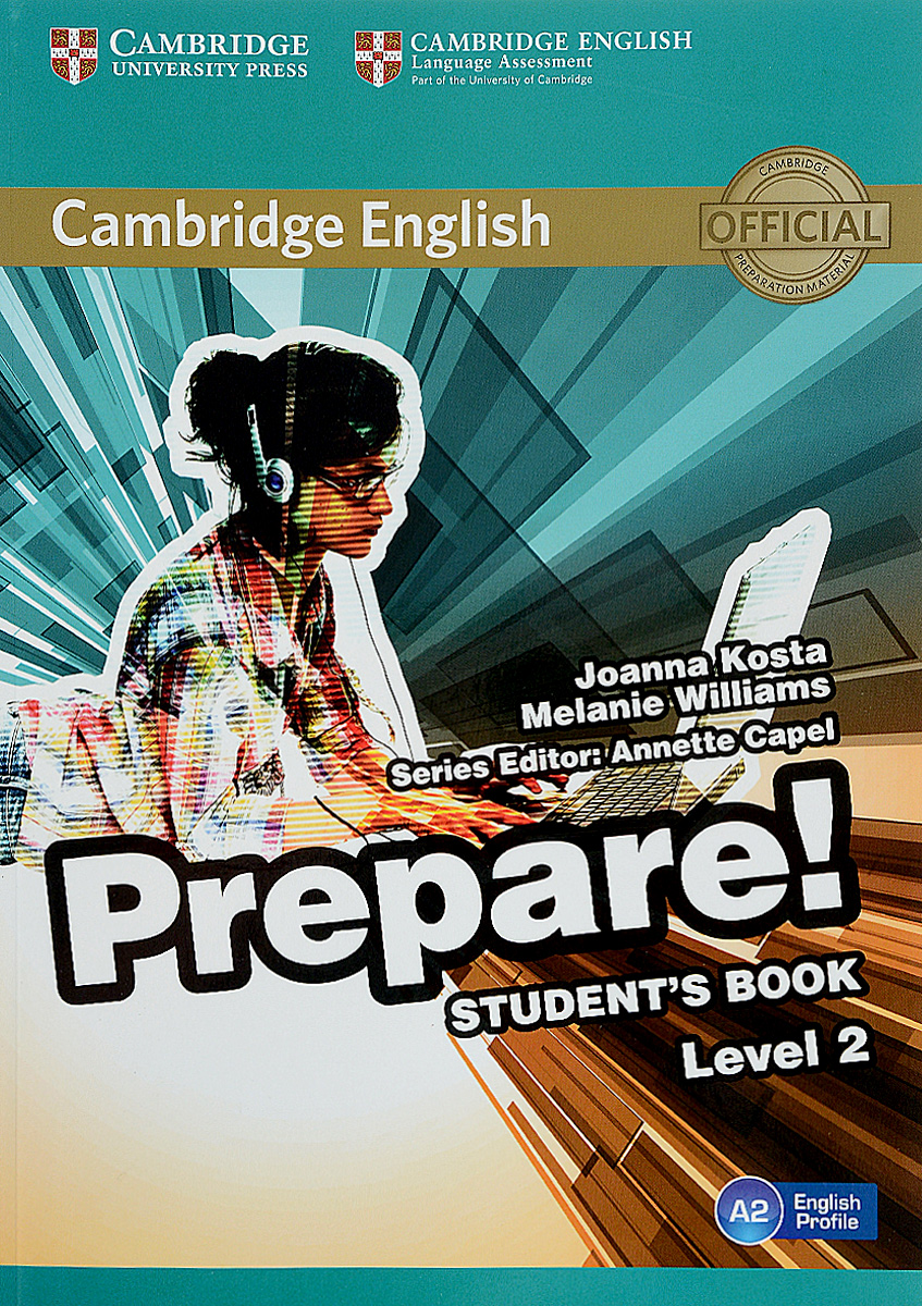Prepare!: Level 2: Student's Book prepare level 2 workbook