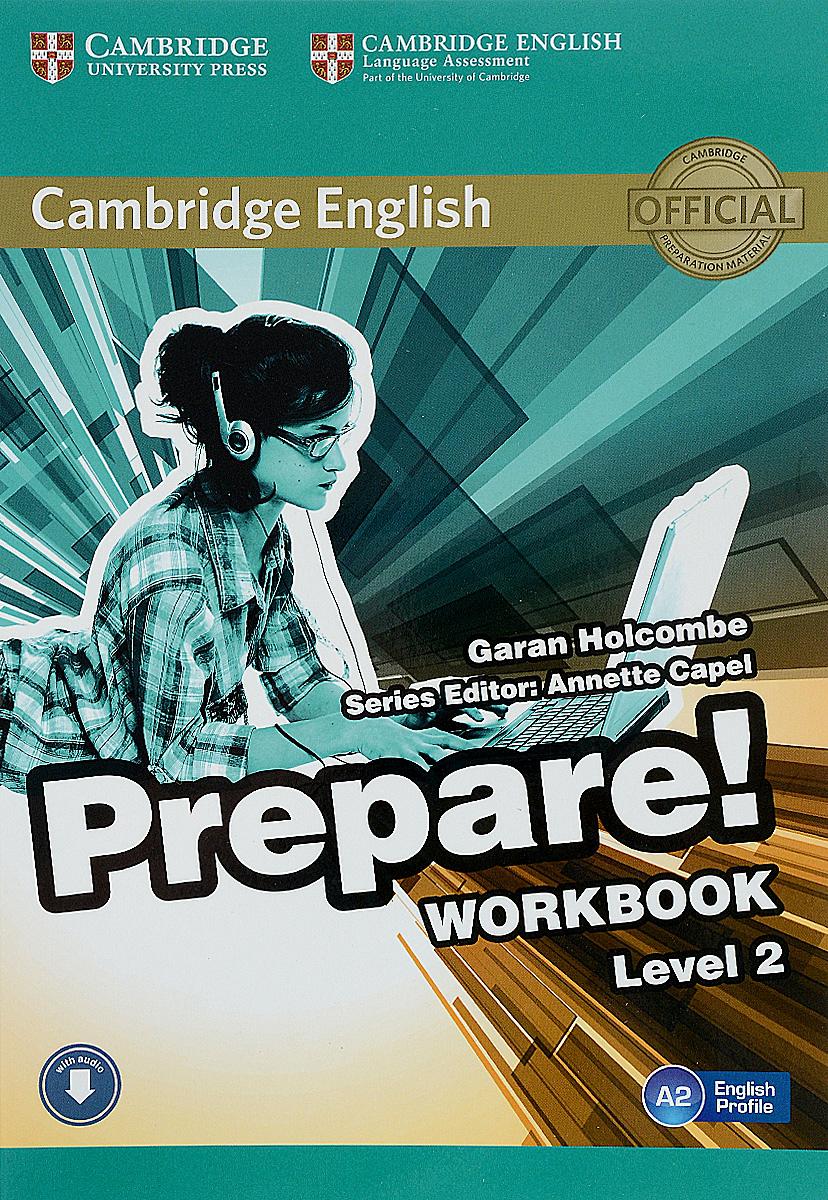 Prepare!: Level 2: Workbook prepare level 2 workbook