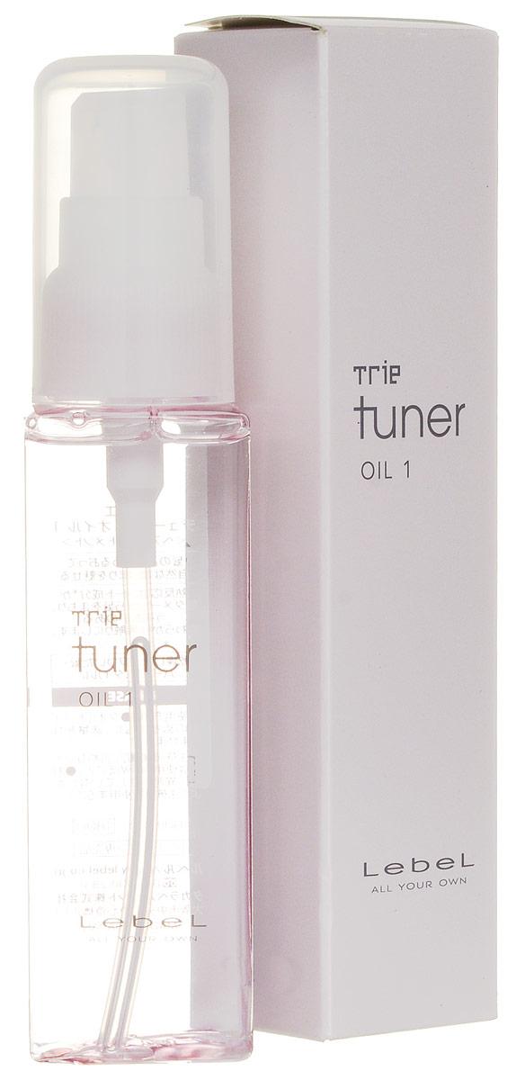 Lebel Trie Tuner Сухое шелковое масло для укладки волос 60 Oil мл lebel cosmetics trie tuner jell 1 ламинирующий гель 65 мл